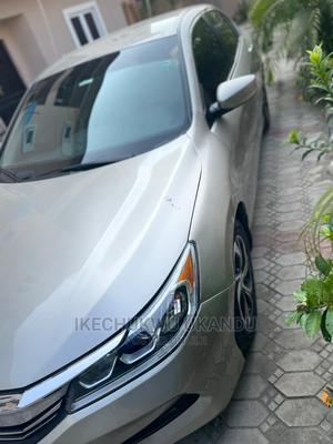 Honda Accord 2016 Gold   Cars for sale in Lagos State, Lekki