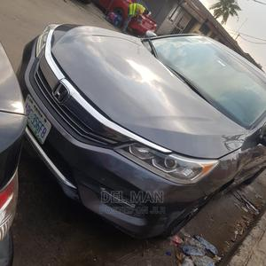 Honda Accord 2016 Gray   Cars for sale in Lagos State, Surulere