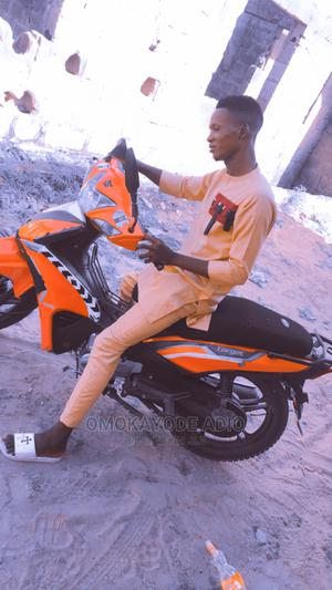 Qlink X-Ranger 200 2019 Orange | Motorcycles & Scooters for sale in Kwara State, Ilorin South