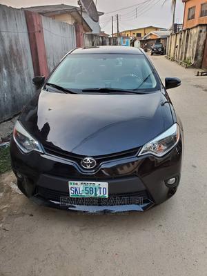 Toyota Corolla 2015 Black | Cars for sale in Delta State, Warri