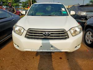 Toyota Highlander 2008 Limited White | Cars for sale in Lagos State, Ikotun/Igando