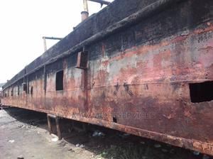 1000 Tons Scrap Dumb Barge for Sale in Port Harcourt | Watercraft & Boats for sale in Rivers State, Port-Harcourt