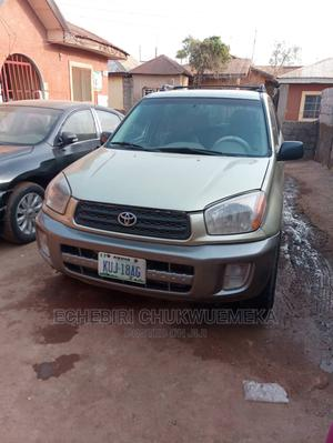 Toyota RAV4 2003 Automatic Gold   Cars for sale in Abuja (FCT) State, Kubwa