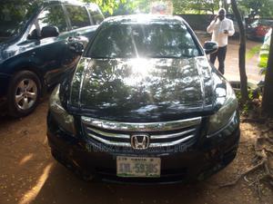 Honda Accord 2009 Black   Cars for sale in Abuja (FCT) State, Jabi