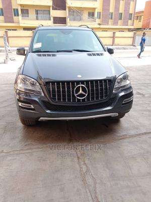 Mercedes-Benz M Class 2011 Gray | Cars for sale in Lagos State, Ajah