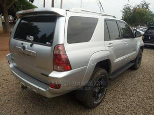Toyota 4-Runner 2003 4.7 Silver | Cars for sale in Abuja (FCT) State, Gwarinpa