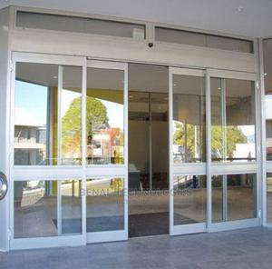 Sensor Automatic Sliding Glass Door in Delta State Nigeria | Doors for sale in Delta State, Oshimili South
