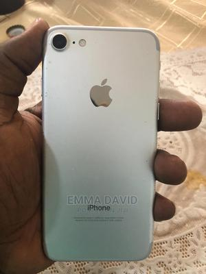 Apple iPhone 7 32 GB Silver   Mobile Phones for sale in Abuja (FCT) State, Karu