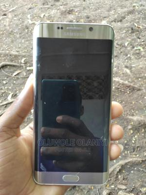 Samsung Galaxy S6 Edge Plus 32 GB Silver | Mobile Phones for sale in Lagos State, Ikeja