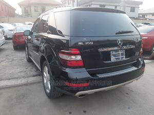 Mercedes-Benz M Class 2010 ML 350 4Matic Black   Cars for sale in Lagos State, Surulere