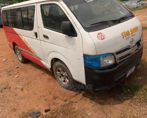 Toyota Hiace 2006 White   Buses & Microbuses for sale in Anambra State, Awka