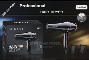 Sokany Professional Salon Hair Dryer 2600w | Tools & Accessories for sale in Lagos State, Ojo