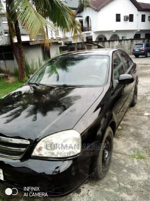 Chevrolet Optra 2005 Black   Cars for sale in Rivers State, Port-Harcourt