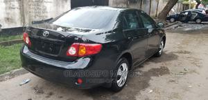 Toyota Corolla 2009 Black | Cars for sale in Lagos State, Amuwo-Odofin