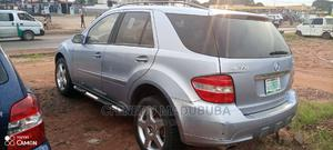 Mercedes-Benz M Class 2007 ML 350 4Matic Blue | Cars for sale in Imo State, Owerri