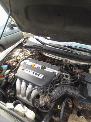 Honda Accord 2003 2.4 White   Cars for sale in Oyo State, Ibadan