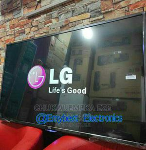 2021 New One LG 55''inch 4K UHD Smart Android Tv Youtube App | TV & DVD Equipment for sale in Lagos State, Ikeja