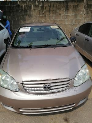Toyota Corolla 2004 LE Brown   Cars for sale in Lagos State, Ikeja