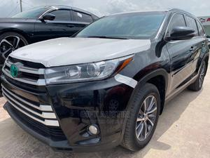 Toyota Highlander 2019 XLE Black | Cars for sale in Lagos State, Ajah