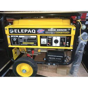 Elepaq Gen SV6800E2  4kva | Electrical Equipment for sale in Lagos State, Ikeja