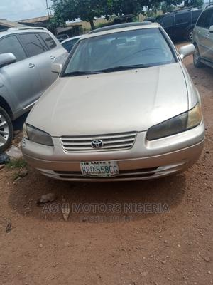 Toyota Camry 1999 Automatic Gold   Cars for sale in Oyo State, Ibadan