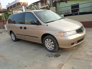 Honda Odyssey 2002 3.0 4WD Gold   Cars for sale in Lagos State, Egbe Idimu