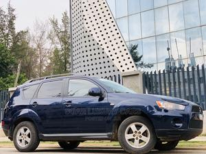 Mitsubishi Outlander 2012 Blue   Cars for sale in Abuja (FCT) State, Central Business District