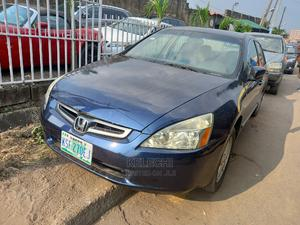 Honda Accord 2005 Automatic Blue | Cars for sale in Lagos State, Ikeja