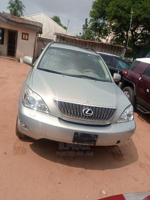 Lexus RX 2005 330 Silver   Cars for sale in Anambra State, Onitsha