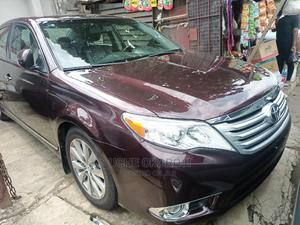 Toyota Avalon 2011 Red   Cars for sale in Lagos State, Ikeja