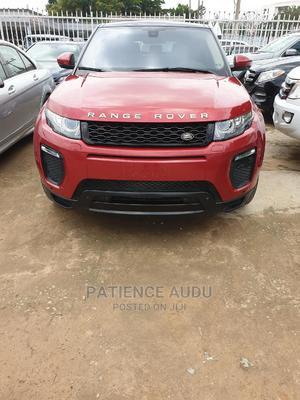 Land Rover Range Rover Evoque 2012 Dynamic Red | Cars for sale in Abuja (FCT) State, Garki 2
