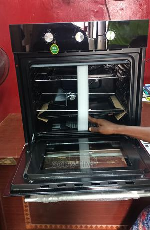Polystar 60/60 Built-In Cabinet Oven Gas With Electric Oven   Kitchen Appliances for sale in Lagos State, Ojo