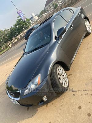 Lexus IS 2008 250 Gray | Cars for sale in Abuja (FCT) State, Central Business Dis