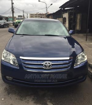 Toyota Avalon 2005 XLS Blue | Cars for sale in Lagos State, Surulere