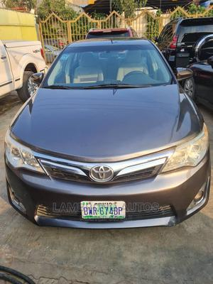 Toyota Camry 2012 Gray | Cars for sale in Lagos State, Ogba