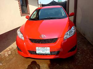 Toyota Matrix 2010 Red   Cars for sale in Lagos State, Ogba