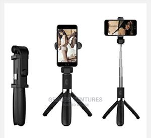 Selfie Stick Tripod   Accessories for Mobile Phones & Tablets for sale in Lagos State, Ikeja