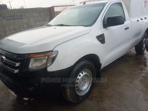 Ford Ranger 2012 White | Cars for sale in Lagos State, Alimosho