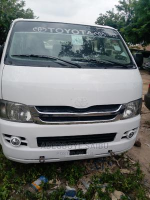 Toyota Hiace 2011 White   Buses & Microbuses for sale in Osun State, Osogbo