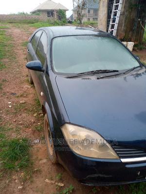 Nissan Primera 2005 2.0 Visia Plus Traveller Blue | Cars for sale in Ogun State, Ewekoro