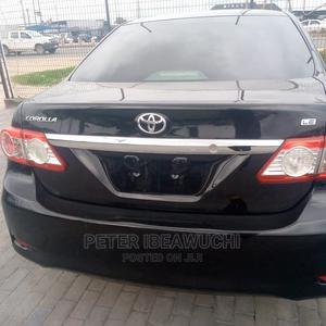 Toyota Corolla 2010 Black   Cars for sale in Lagos State, Lekki
