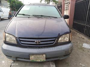 Toyota Sienna 2003 LE Blue   Cars for sale in Lagos State, Surulere