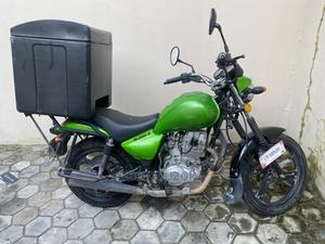 Sonlink SL200-8C 2020 Green | Motorcycles & Scooters for sale in Lagos State, Lekki