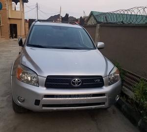 Toyota RAV4 2008 Limited V6 4x4 Silver   Cars for sale in Lagos State, Lekki