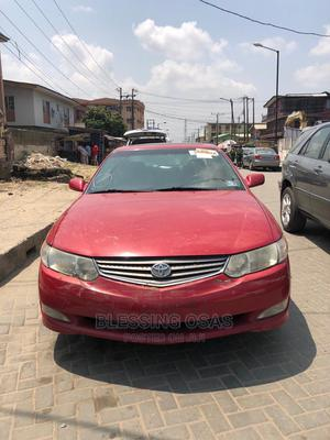 Toyota Solara 2003 Red | Cars for sale in Lagos State, Surulere