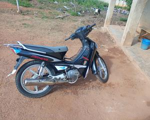 Jincheng JC110-T9 2018 Black | Motorcycles & Scooters for sale in Osun State, Ilesa