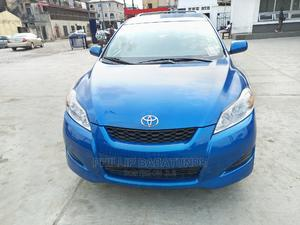 Toyota Matrix 2009 Blue | Cars for sale in Lagos State, Yaba