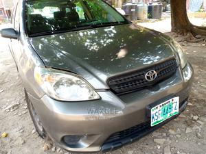 Toyota Matrix 2005 Gold | Cars for sale in Lagos State, Surulere