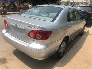 Toyota Corolla 2006 LE Silver   Cars for sale in Lagos State, Yaba
