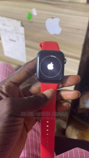 Apple Iwatch Series 5 44mm | Smart Watches & Trackers for sale in Oyo State, Ibadan